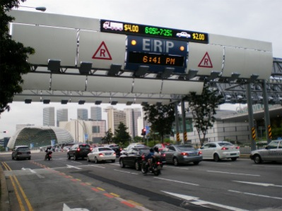 ERP系统(Electronic Road Pricing System)
